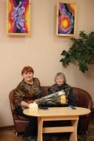 В Чите открылась выставка забайкальской художницы Марины Мелёхиной