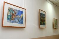 Новая выставка открылась в юридическом корпусе Нархоза