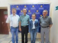 Защита отчетов по производственной практике прошла в форме конференции на ЮФ ЧИ БГУ