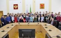 Парламентарии края встретились со студентами ЧИ БГУ