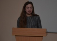 Студентка ЮФ – победитель  «Discovery Science: University - 2018»
