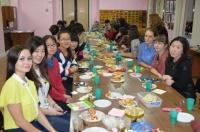 Первая встреча в «Языковом кафе» собрала более 40 участников