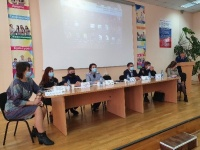 Круглый стол с участием представителей силовых структур прошел на ЮФ ЧИ БГУ