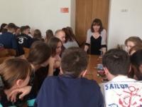 Представители АО «Россельхозбанк» провели интеллектуальные игры для студентов ЧИ БГУ
