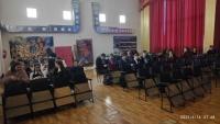 Доцент ЧИ БГУ 14 апреля провела урок в Забайкальском краевом лицее-интернате