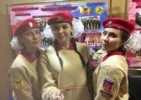 Студенты ЮФ ЧИ БГУ приняли участие в Дне памяти забайкальцев
