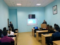 Встреча с представителями работодателей на юридическом факультете ЧИ БГУ