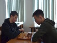 Итоги внутривузовского шахматного турнира