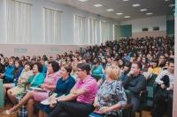 Министерство образования края вручило благодарственные письма волонтерам за помощь в проведении фестиваля ШОС